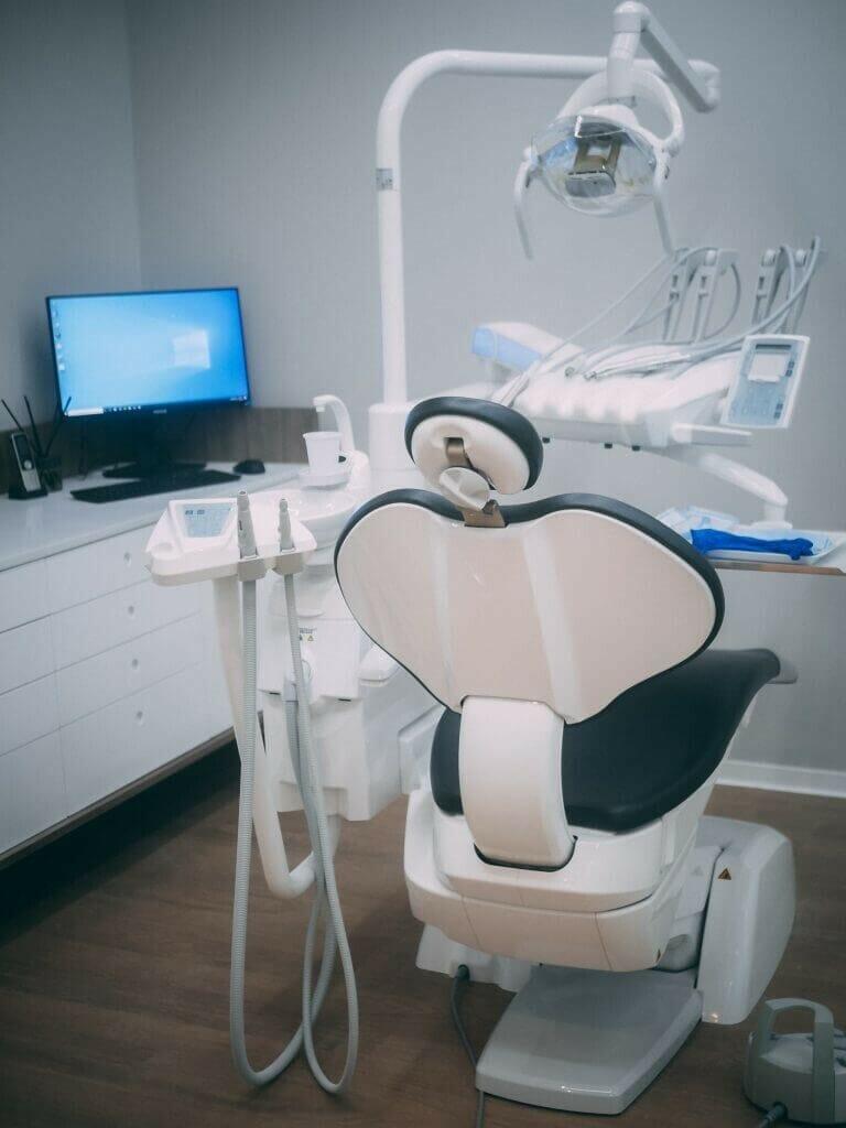 imagem check-ups no dentista