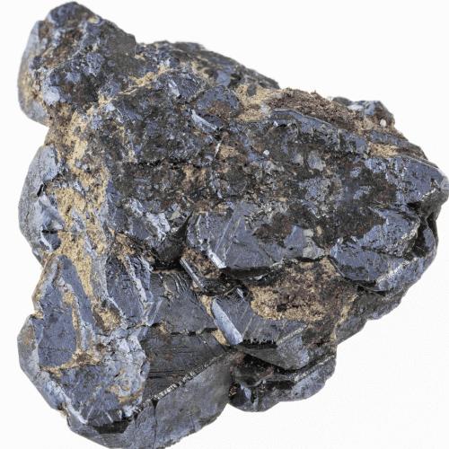 imagem de uma pedra de titânio