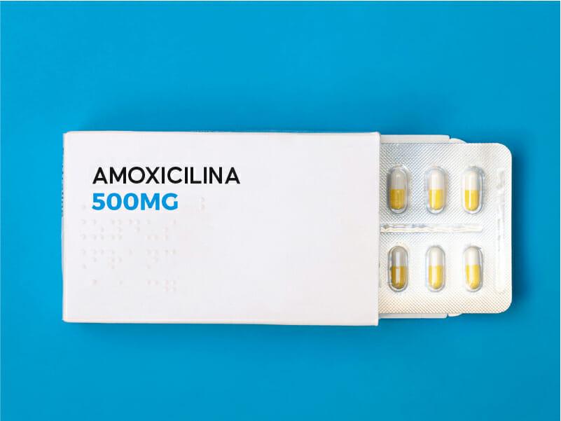 amoxicilina para dor de dentes